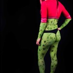 Punk Poison Ivy - Full Body Paint